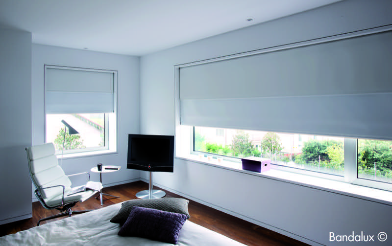 Ford Window Treatments Dual Roller Shades With Solar