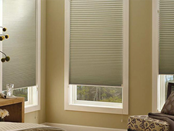 Fabric Roller Shades Ford Window Treatments