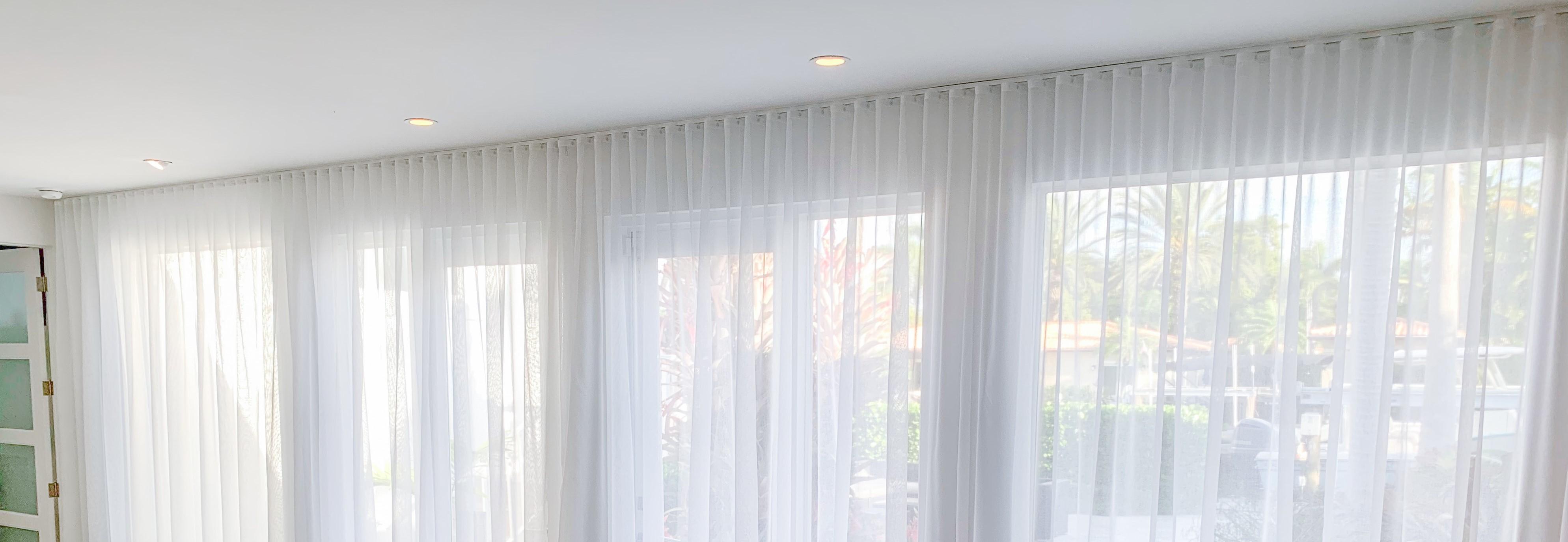 Custom Drapes Curtains Miami Ford Window Treatments